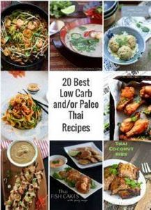 20 Best Low Carb and/or Paleo Thai - 300 Low Carb Recipes - RecipePin.com