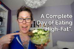 "A Complete Day of Eating ""High-Fat - 300 Low Carb Recipes - RecipePin.com"