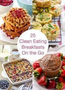 25 Clean Eating Breakfasts On the  - 300 Low Carb Recipes - RecipePin.com