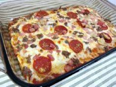 No dough pizza. For when you absol - 300 Low Carb Recipes - RecipePin.com