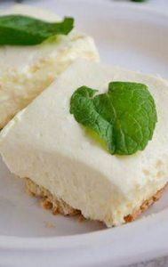 Low Carb Lemon Cheesecake...have t - 300 Low Carb Recipes - RecipePin.com