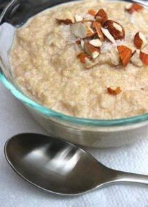 CupcakesOMG!: Faux-tmeal (Paleo Oatmeal) - Breakfast #freezercooking #paleo #glutenfree - 300 Low Carb Recipes - RecipePin.com