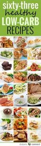 Best of Diabetic Connect Low-Carb  - 300 Low Carb Recipes - RecipePin.com