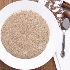 Low Carb Hot Cinnamon Flax Meal Po - 300 Low Carb Recipes - RecipePin.com
