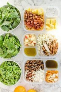 Cures for the Common Salad — Lunch - 85 Lunch Box And Snack Ideas - RecipePin.com