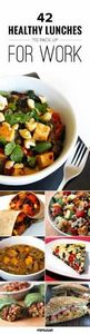 50 Healthy Lunches to Pack Up For  - 85 Lunch Box And Snack Ideas - RecipePin.com