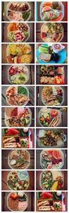20 Healthy Lunch Ideas // prepare  - 85 Lunch Box And Snack Ideas - RecipePin.com