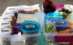 20 Healthy Snacks to Have on Hand  - 85 Lunch Box And Snack Ideas - RecipePin.com