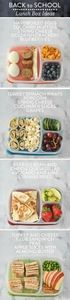 Mmm - 85 Lunch Box And Snack Ideas - RecipePin.com