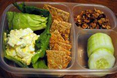 HUNDREDS of healthy lunch ideas th - 85 Lunch Box And Snack Ideas - RecipePin.com