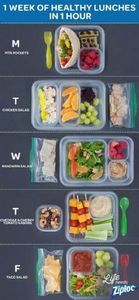 You donu2019t need to spend a ton  - 85 Lunch Box And Snack Ideas - RecipePin.com