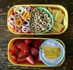Long list of healthy lunch ideas f - 85 Lunch Box And Snack Ideas - RecipePin.com