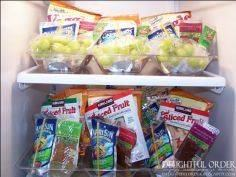 Delightful Order: Organizing Child - 85 Lunch Box And Snack Ideas - RecipePin.com