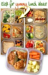 A website with tons and tons of pa - 85 Lunch Box And Snack Ideas - RecipePin.com