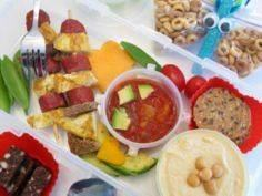 Back to School: 10 Healthy lunch b - 85 Lunch Box And Snack Ideas - RecipePin.com