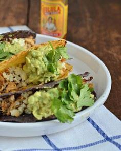Baked Chicken Tacos by Mountain Ma - 275 Delicious Mexican Recipes - RecipePin.com