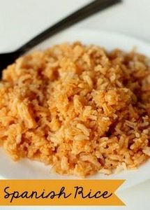 Restaurant Style Spanish Rice.     - 275 Delicious Mexican Recipes - RecipePin.com