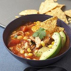 Mexican-Style Chicken Soup - 275 Delicious Mexican Recipes - RecipePin.com