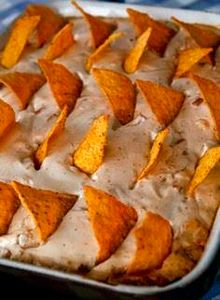 The Chips On Top Are Just The Tip  - 275 Delicious Mexican Recipes - RecipePin.com