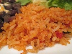Best Mexican Rice Ever! I've tried - 275 Delicious Mexican Recipes - RecipePin.com