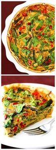 Dairy-Free Quiche -- Loaded up wit - 380 Non-Dairy Recipes - RecipePin.com