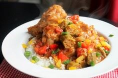 Slow Cooker Smothered Chicken and  - 100 Okra Recipes - RecipePin.com