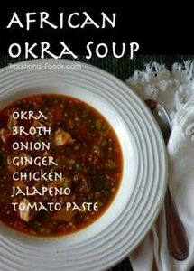 1 pound okra, washed and trimmed   - 100 Okra Recipes - RecipePin.com