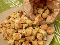 Oven-fried okra! (There is no oil, - 100 Okra Recipes - RecipePin.com