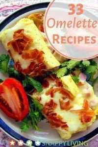 Omelettes are quick and easy to fi - 85 Popular Omelet Recipes - RecipePin.com