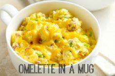 Quick and easy breakfast recipe. T - 85 Popular Omelet Recipes - RecipePin.com