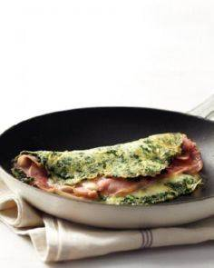 Delicious Green Eggs and Ham Omele - 85 Popular Omelet Recipes - RecipePin.com