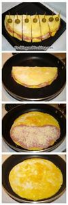 Ham and Cheese Omelette Recipe - 85 Popular Omelet Recipes - RecipePin.com