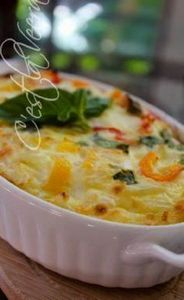 Breakfast Omelette In the Oven » C - 85 Popular Omelet Recipes - RecipePin.com