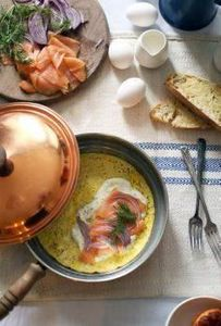 the perfect smoked salmon omelette - 85 Popular Omelet Recipes - RecipePin.com