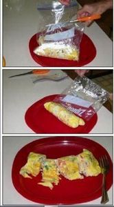 ZIPLOC OMELETTE! I need to remembe - 85 Popular Omelet Recipes - RecipePin.com