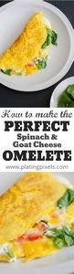 Learn how to make the perfect Spin - 85 Popular Omelet Recipes - RecipePin.com