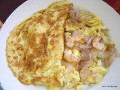 Prawn Omelette: This is a very sim - 85 Popular Omelet Recipes - RecipePin.com