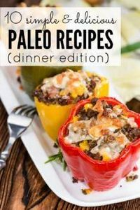 If you're a paleo junkie and need  - 260 Popular Paleo Recipes - RecipePin.com