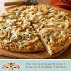 Help us fight hunger in partnershi - 250 Great Pizza Recipes - RecipePin.com