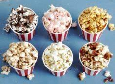 What a fun way to make movie night - 250 Popcorn Recipes - RecipePin.com