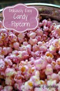 Incredibly easy and super deliciou - 250 Popcorn Recipes - RecipePin.com