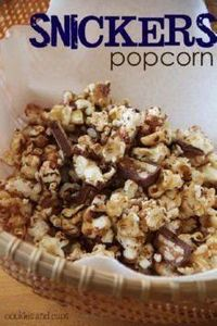 DIY Gourmet Popcorn-You'll Want Mo - 250 Popcorn Recipes - RecipePin.com