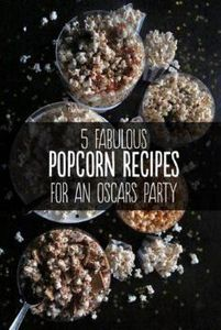 5 Fabulous Popcorn Recipes For An  - 250 Popcorn Recipes - RecipePin.com