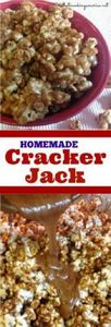 Cracker Jack popcorn snack         - 250 Popcorn Recipes - RecipePin.com
