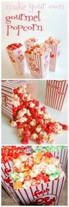 Gourmet Popcorn Easy DIY - 250 Popcorn Recipes - RecipePin.com