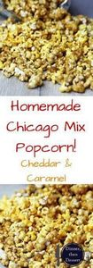 Salty & Sweet. Cheesy & Bu - 250 Popcorn Recipes - RecipePin.com