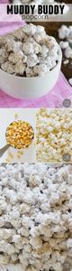 Feeling snacky?  You can never go  - 250 Popcorn Recipes - RecipePin.com