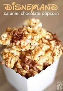 Copycat Disneyland Main Street Car - 250 Popcorn Recipes - RecipePin.com