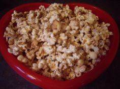 Snickerdoodle Popcorn - 250 Popcorn Recipes - RecipePin.com