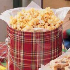 Vanilla popcorn. Substitute the co - 250 Popcorn Recipes - RecipePin.com
